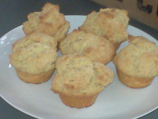 Vegan Gluten Free Corn Muffins Were a Hit Last Night   onions + garlic