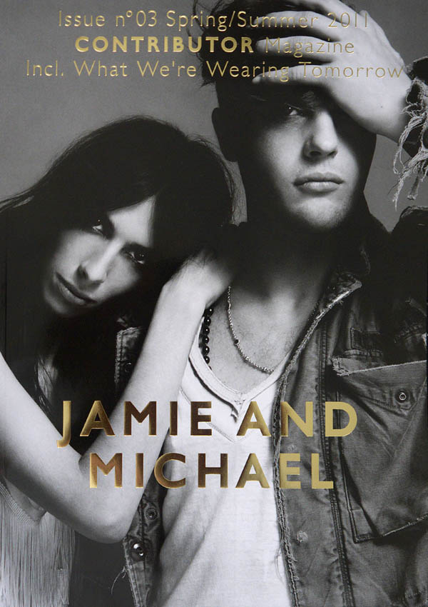 Jamie Bochert couple